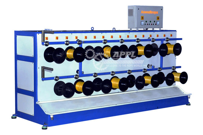 Direct Bobbin Winder Machine